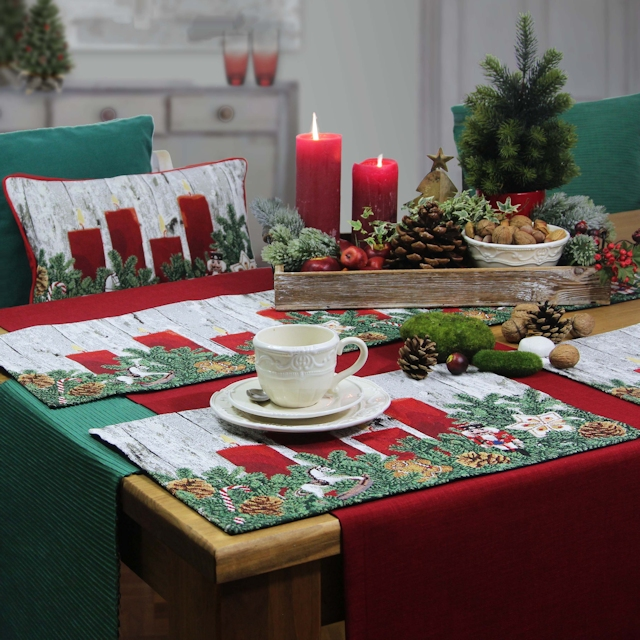 Tischsets Weihnachten