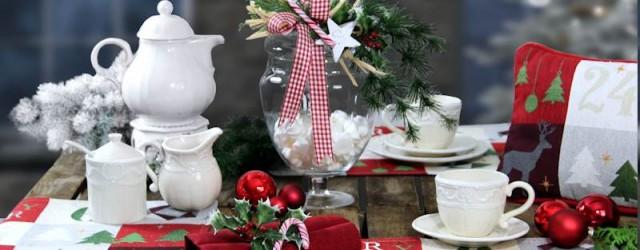 Sander Tischläufer Weihnachten